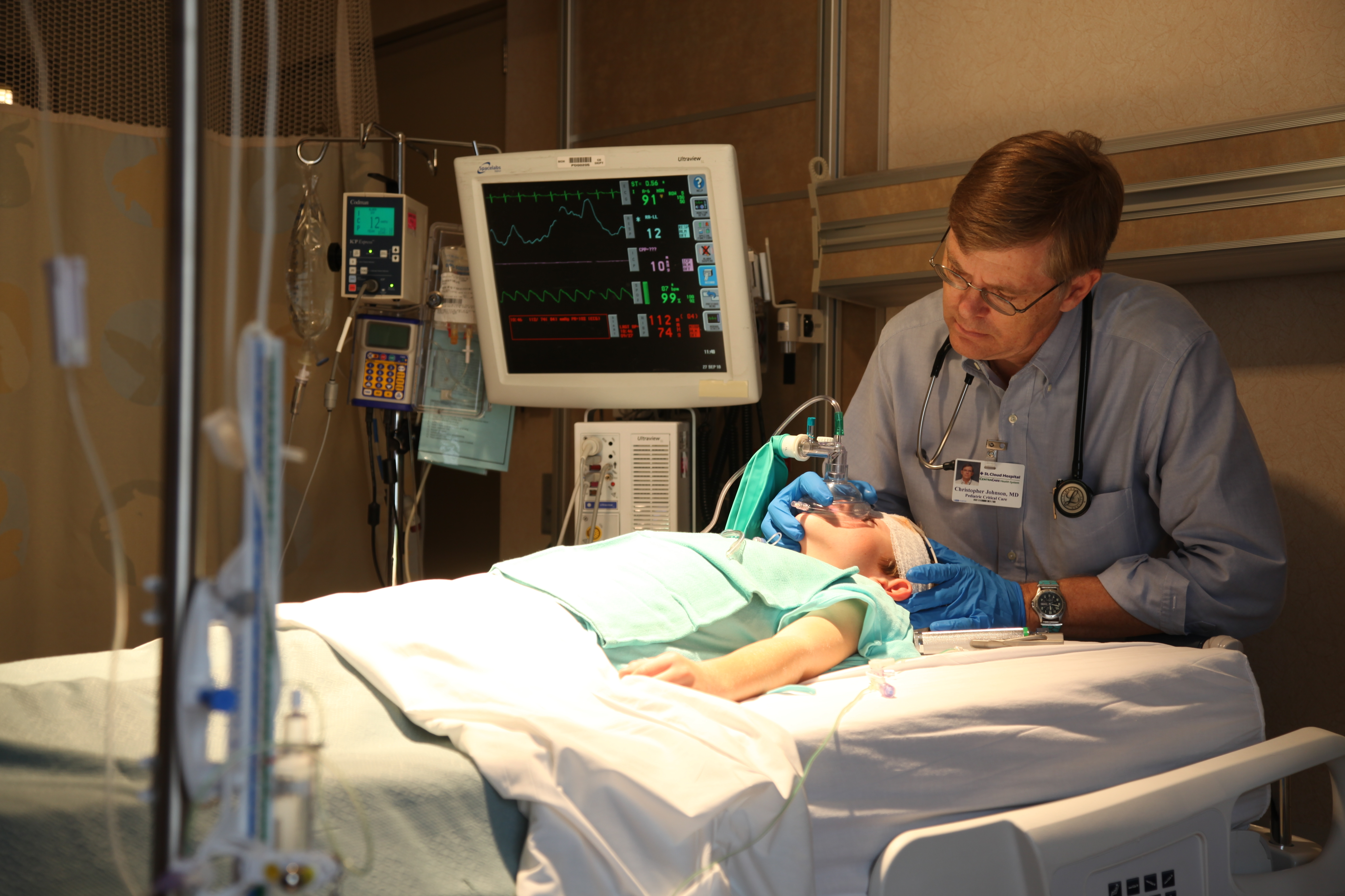 The rights of adolescents to make life and death decisionsVentilator Patient Child