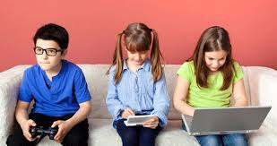 Heavy Screen Time Rewires Young Brains >> Heavy Screen Time Can Rewire Young Brains Maybe Some Of It Good